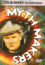 Myth Makers: Colin Baker - Reeltime Productions DVD