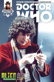 4th Doctor Titan Comics #1 (Alien Entertainment EXCLUSIVE)