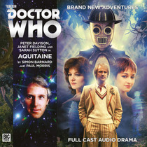Aquitaine Audio CD - Big Finish #209