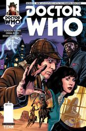 4th Doctor Titan Comics #1