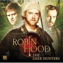 Big Finish - Robin Hood: The Deer Hunters Audio CD #1.5
