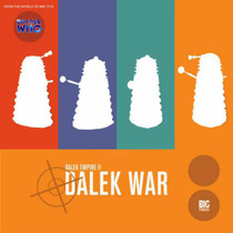 Dalek Empire: Series Two Set #2.1-2.4 - Big Finish Audio CDs