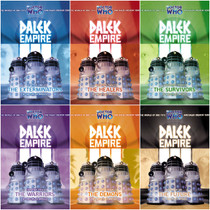 Dalek Empire: Series Three Set #3.1-3.6 - Big Finish Audio CD