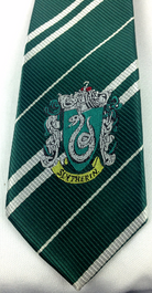 Harry Potter - Slytherin House Tie
