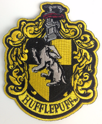 Harry Potter - Hufflepuff Patch