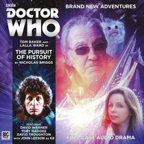 4th Doctor Stories: #5.7 The Pursuit of History