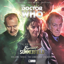 Bernice Summerfield: New Adventures Volume 3 (Unbound) - Big Finish Audio Box Set
