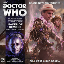 Maker of Demons Audio CD - Big Finish #216