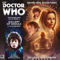 4th Doctor Stories: #5.5 Gallery of Ghouls