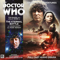 4th Doctor Stories: #6.2 The Eternal Battle