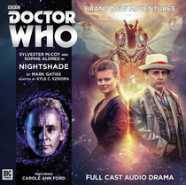 Big Finish Novel Adaptation: Nightshade - #9