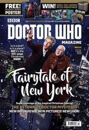 Doctor Who Magazine #507