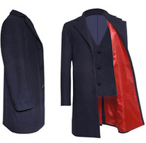 Twelfth Doctor Peter Capaldi Men's Jacket