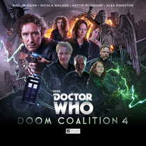 Doom Coalition 4 - Eighth Doctor, Big Finish