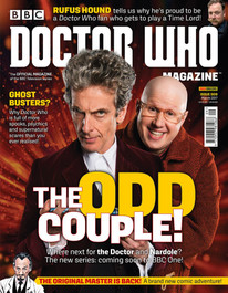Doctor Who Magazine #509