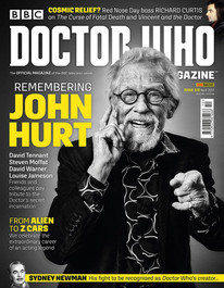 Doctor Who Magazine #510