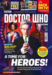 Doctor Who Magazine #511
