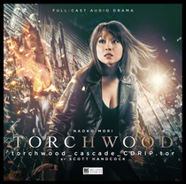 Torchwood 3.4: TORCHWOOD_CASCADE_ CDRIP.TOR - Big Finish Audio CD
