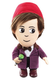 Eleventh Doctor (Matt Smith ) with Fez Doctor Who Plush