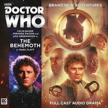 The Behemoth Audio CD - Big Finish #231