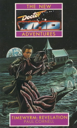 """Timewyrm: Revelation"" New Adventures Paperback Book"