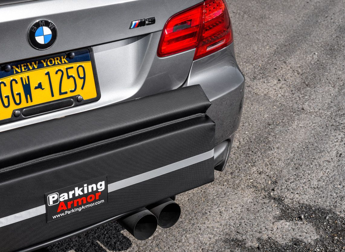 Parking Armor Rear Bumper Protection