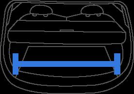 Measure Interior of Trunk