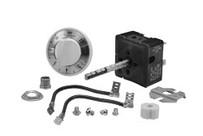 "Robertshaw 5500-134 120V Electric Thermostat 2 1/8"" Shft Universal Mount"