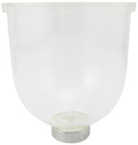 Baldwin 200-21M Clear Bowl with Marine Collar for Marine Units