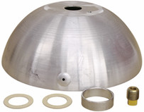 Baldwin 285-DS Heat Deflector Shield for Marine Units