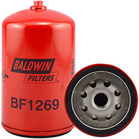 Baldwin BF1269 Fuel/Water Separator Spin-on with Drain