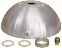 Baldwin 185-DS Heat Deflector Shield for Marine Units