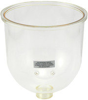 Baldwin 100-21BP Clear Bowl with Water Sensor Probes