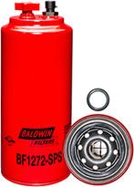 Baldwin BF1272-SPS FWS Spin-on with Drain, Sensor Port and Reusable Sensor