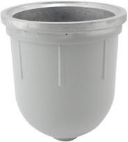 Baldwin 200-21AL Aluminum Bowl