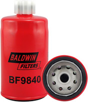Baldwin BF9840 Fuel/Water Separator Spin-on with Drain