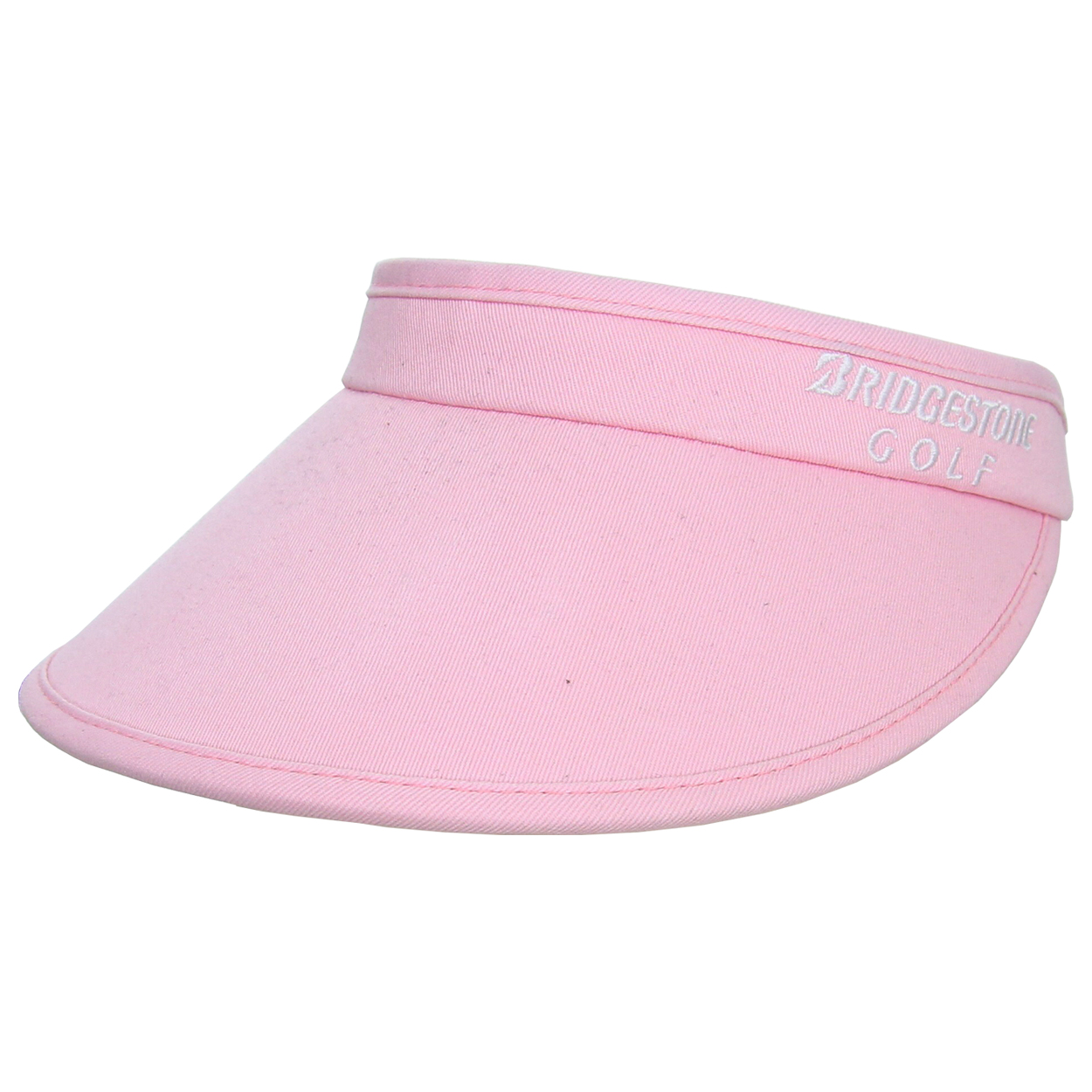 bridgestone s headband wide brim golf visor