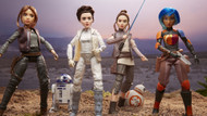 The New Star Wars Forces Of Destiny Dolls - arriving in August 2017