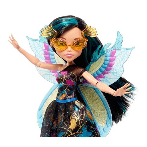 superb monster high garden ghouls wings cleo de nile doll