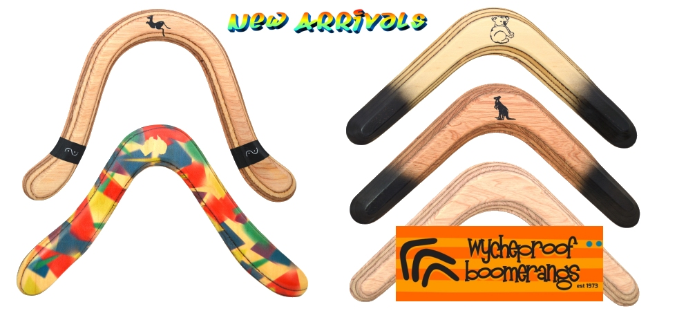 Boomerangs for sale