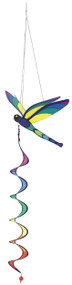 Dragonfly Twist Mobile Wind Toy