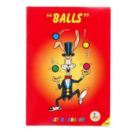 Mr Babache Balls book