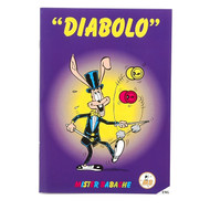 Mr Babache Diabolo Book