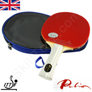 Palio 1 Star Student Table Tennis Bat with case