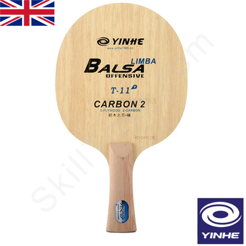 Yinhe T11+ Composite Offensive Table Tennis Blade
