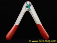 Glover Hummingbird Vee Boomerang Right Handed ORANGE