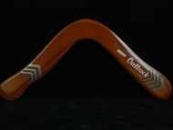 Davro Outback Wooden Boomerang LEFT HANDED A2 'Slight Second'