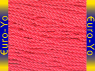 100 Arriba! Pomegranate Pink type 6 polyester yo-yo strings