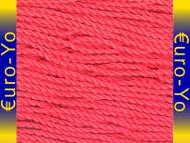 100 Arriba! Pomegranate Pink type 6 polyester yo-yo strings