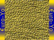 100 Arriba! Type 9 cotton yellow/black Bee yoyo strings